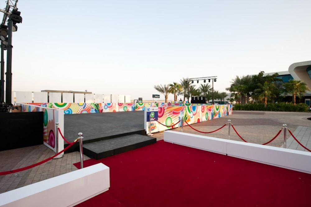 Yas Marina, Abu Dhabi - Sk8hire