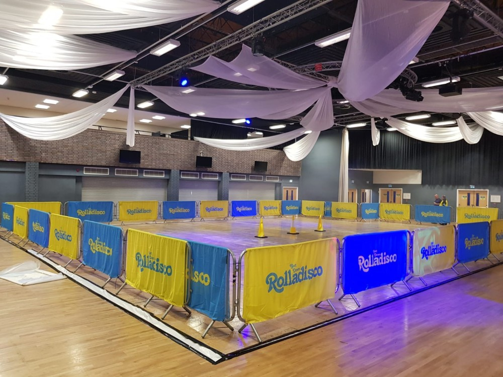 Sk9hire Case Study: Rinkless Disco